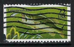 UNITED STATES 2207 VFU FISH Y589-10