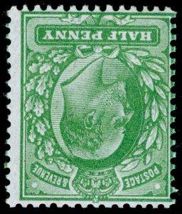SG268 SPEC M3(2)a, ½d dull green, VLH MINT. Cat £60. WMK INV