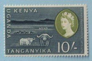KENYA UGANDA TANGANYIKA 134  MINT NEVER HINGED OG * NO FAULTS VERY FINE!