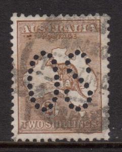Australia #OA11 VF Used
