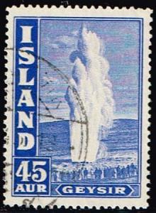 Iceland # 207 U