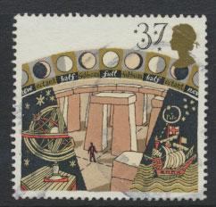 Great Britain SG 1525  Used  - Astronomy