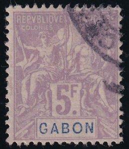 Gabon 1904-19074 SC 32 Used