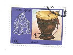 Algeria 1984 - Scott #749