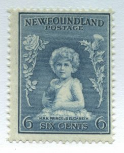 Newfoundland 1932 6 cents blue unmounted mint NH