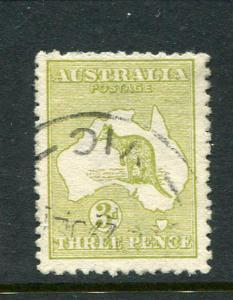 Australia #8 Used