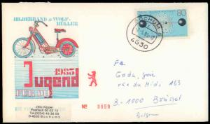 Germany Post-1950, Motorcycles