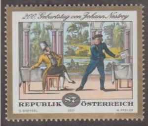 Austria Scott #1853 Stamp - Mint NH Single