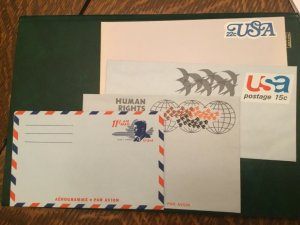 ICOLLECTZONE US UC16 Airmail Postal Stationary mint