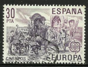 Spain 1981 Scott# 2237 Used