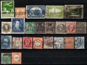 Worldwide  Lot-  Old Classics CV $1212.00 (X9567)