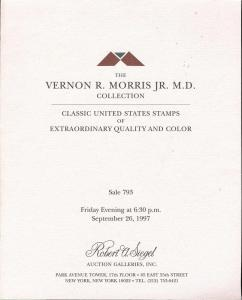 The Vernon R. Morris Jr. M.D. Collection: Classic United ...
