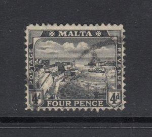 Malta, Sc 63 (SG 79), used