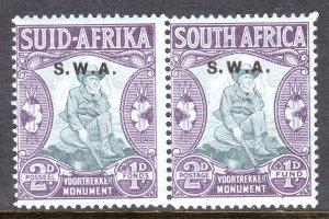 South West Africa - Scott #B3 - MH - SCV $17.50