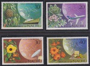 Nauru 142-145 MNH (1976)