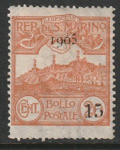 San Marino Sc 77 MH DG