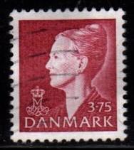 Denmark -  #892 Queen Margarethe II - Used