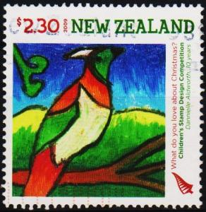New Zealand. 2009 $2.30  Fine Used
