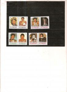 Michael Jackson St.Vincent 1985y