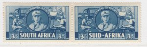 British Colony South Africa 1941 3d MH* Stamp A22P19F8978