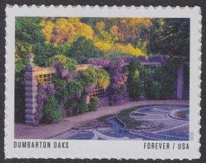 US 5463 American Gardens Dumbarton Oaks forever single MNH 2020