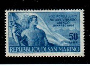 San Marino #373  MNH  Scott $8.50