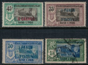 French India #59,67,9,96*/u  CV $4.55