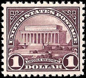 571 Mint,OG,NH... SCV $85.00