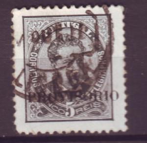 J15242 JLstamps 1892 portugal used #79 ovpt