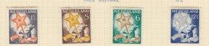 NETHERLANDS, 1934 Child Welfare, set of 4, used.