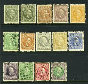 NETHER INDIES #3-16 Great clean and nice (USED) - cv$211.00