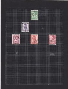 somaliland stamps page ref 17321