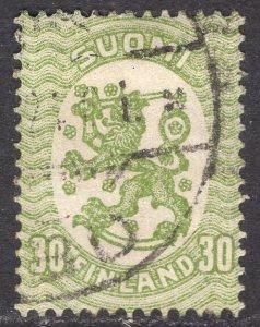 FINLAND SCOTT 93