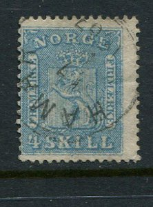 Norway #14 Used (LOT#L)