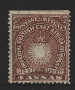 British East Africa Sc#19 MH