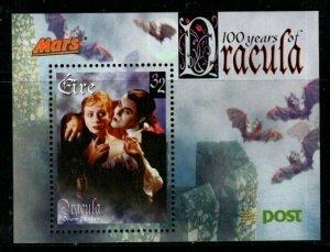 IRELAND 1997 DRACULA MNH