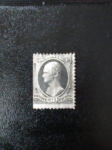 1874 #165-Alexander Hamilton