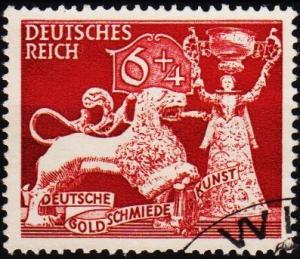 Germany. 1942 6pf+4pf  S.G.806 Fine Used