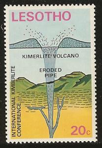 Lesotho  mh  sc #  149