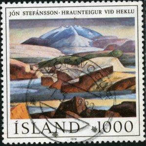 ICELAND #511, USED - 1978 - ICE396AFF6