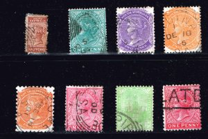 SOUTH AUSTRALIA STAMP COLLECTION LOT