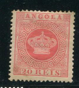 Angola #11 mint  - Make Me A Reasonable Offer