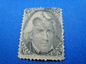 UNITED STATES, 1863 SCOTT #73 -  USED