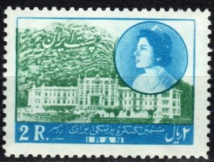 Iran #1079 F-VF Unused CV $10.00 (X7079)