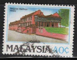 Malaysia Scott 348 Used stamp