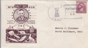 1938, USS Seal, SS-183, Navy Day (N4716)