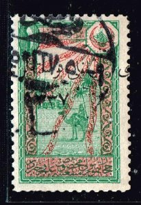 Turkey Stamp 1921 Hejaz Railway Tax  Ovpt osmanli postalar + 1337  1PIA USED