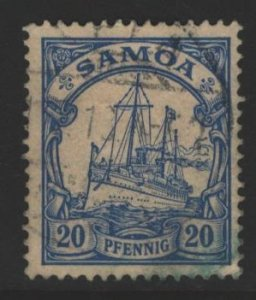 Samoa Sc#60 Used