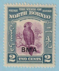 NORTH BORNEO  209 MINT  HINGED  OG *  NO FAULTS EXTRA FINE !
