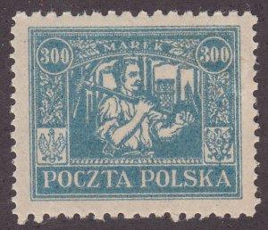 Poland 190 Miner  1922